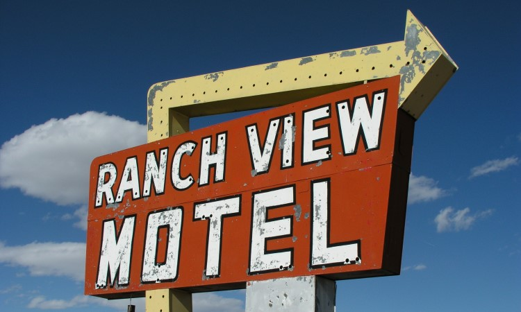 king new mexico ranch view motel